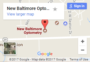 map   new baltimore